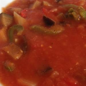 sauce tomate aux légumes sain et facile