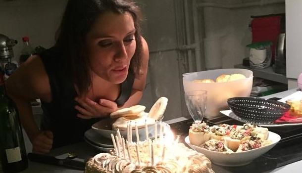 mathilde anniversaire - la fameuse crème castel - Le Castel le mythe des étudiants de Vatel