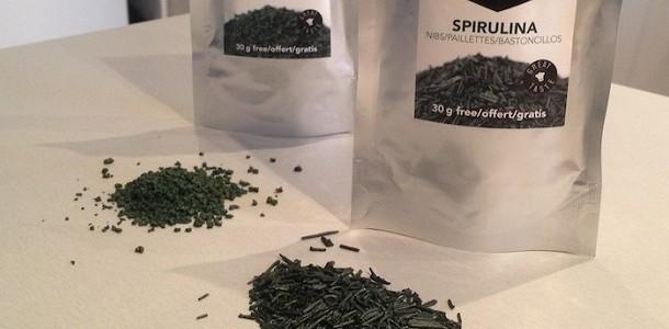 spiruline ingredient magique sante