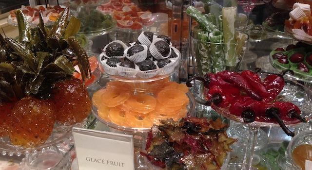 fruits confits de luxe