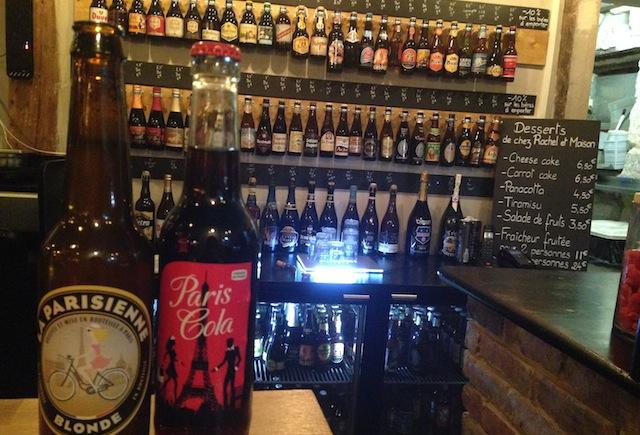 le mur de bières de PAL
