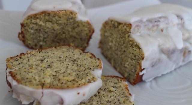 cake facile et réussi moelleux délicieux - Cake énergisant citron - pavot