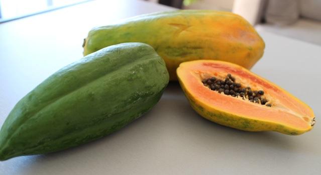 papaye verte en légume et papaye mûre en fruit - Le guide ultime pour tout trouver dans les épiceries asiatiques