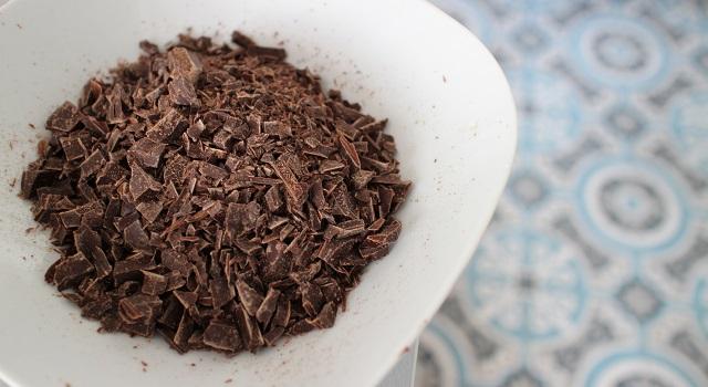 grosses pépites de chocolat - Céréales maison chocolat & noisettes