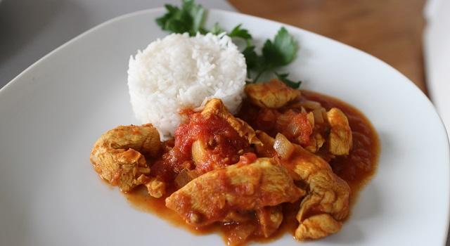poulet fondant et parfumé - Poulet tikka massala