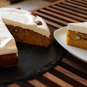 Carrot Cake - Petit écureuil