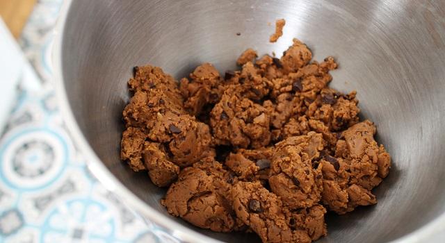 appareil à cookie moelleux - Extra soft cookies chocolat et praliné