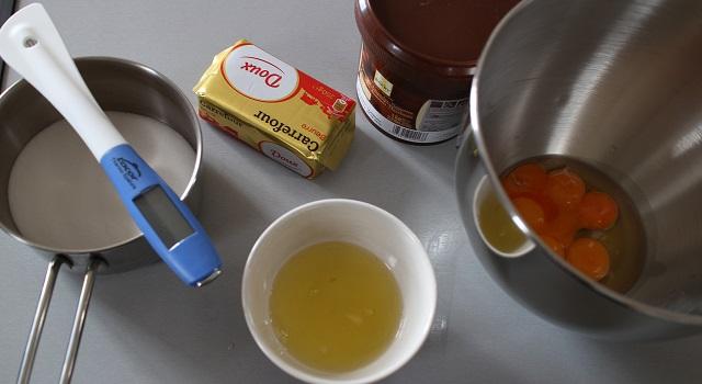 matériel nécessaire pour la crème au beurre légère - Paris-Brest ultra léger - crousti - fondant