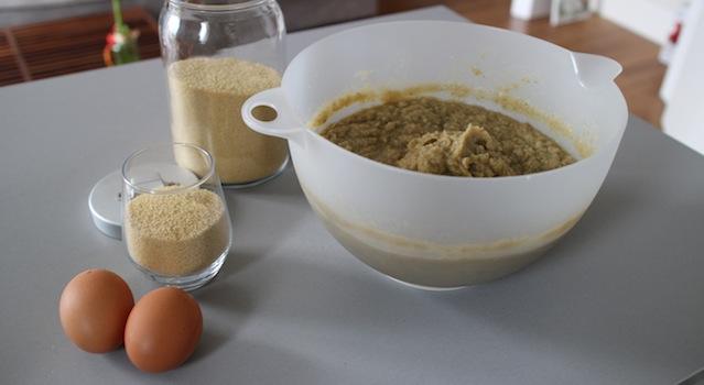 ingrédients Falafel light - l'ultime défi