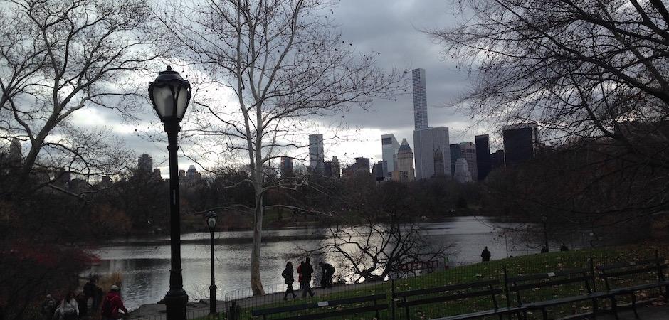 bonne année footing central park - Pont de Brooklyn Manhattan New-York Foodie - le voyage gastronomique