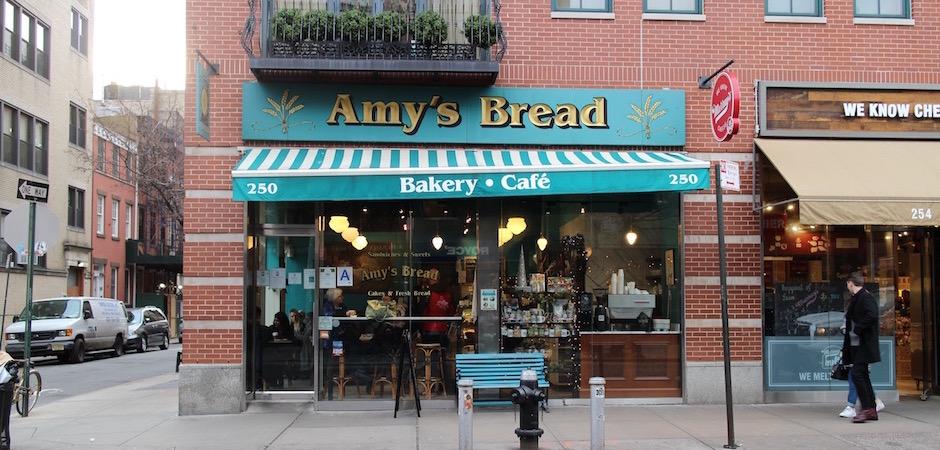 boulangerie américaine - Pont de Brooklyn Manhattan New-York Foodie - le voyage gastronomique