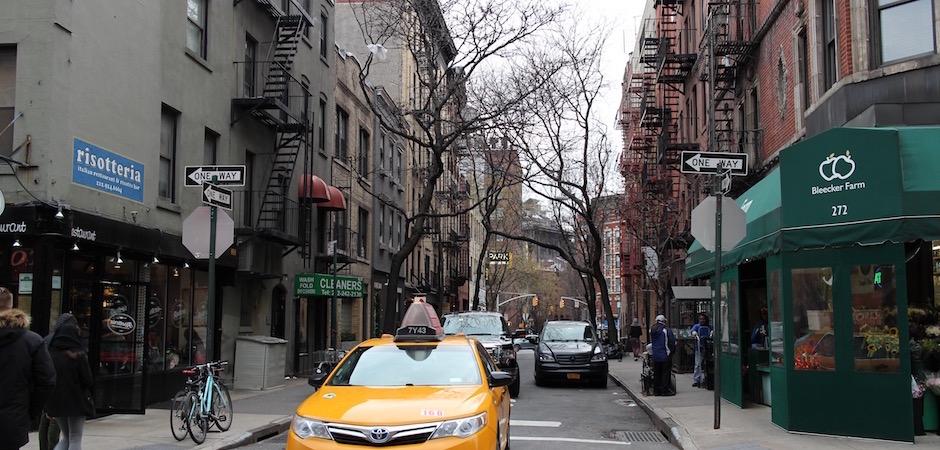 chelsea mon quartier préféré - Pont de Brooklyn Manhattan New-York Foodie - le voyage gastronomique