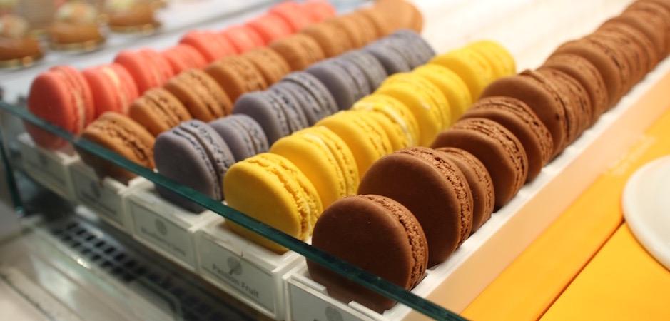 de parfaits macarons américains - Pont de Brooklyn Manhattan New-York Foodie - le voyage gastronomique