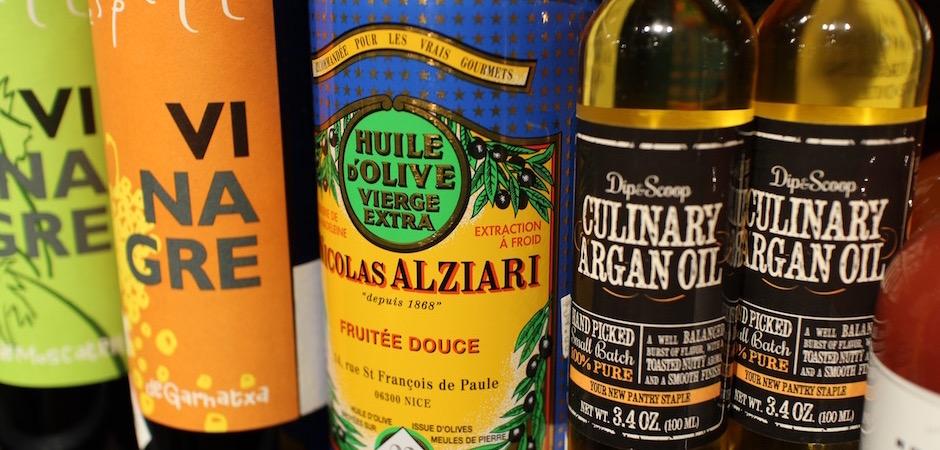 des huiles du monde entier - Pont de Brooklyn Manhattan New-York Foodie - le voyage gastronomique