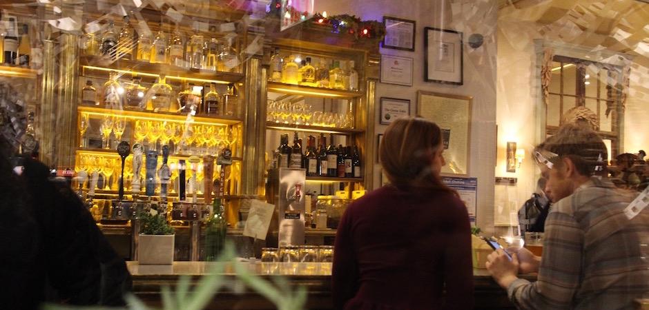 les bars à dégustation du chelsea market - Pont de Brooklyn Manhattan New-York Foodie - le voyage gastronomique