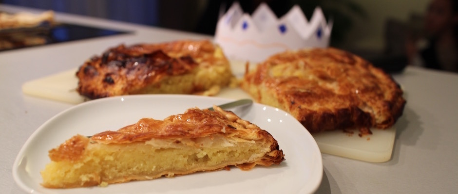 recette Galette des rois pour les reines de la frangipane