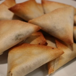 recette Bestels la recette des samoussas Pieds-Noirs