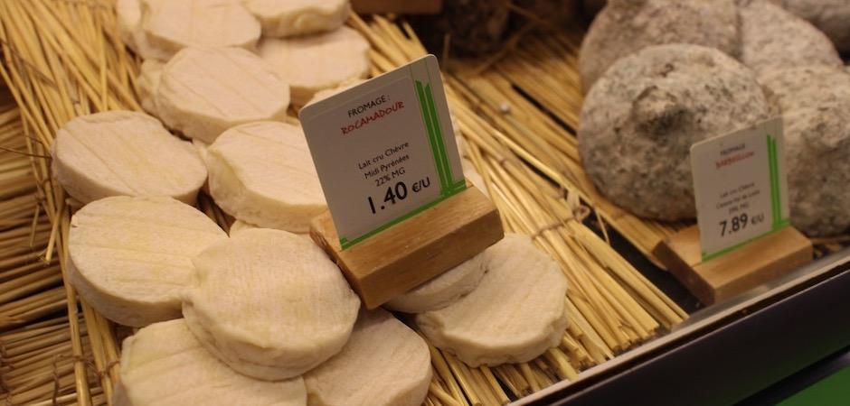rocamadour beillevaire - Le marché de Talensac - la visite foodie à Nantes