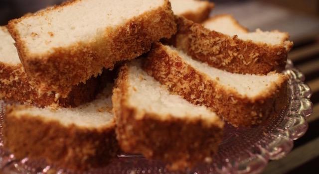 gateau moelleux et fondant - recette Gâteau nuage de coco
