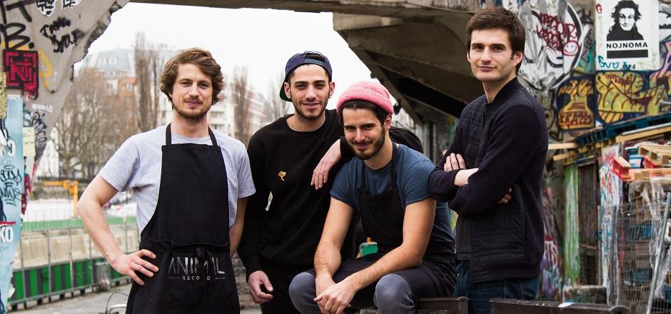 Team Animal Kitchen - Animal Kitchen au Point Ephémère