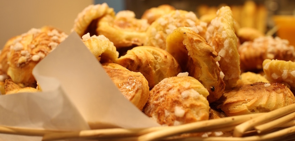 chouquettes de professionnels - préparation du pain - Le pain, Anthony Bosson, L'Essentiel et la fête des pains