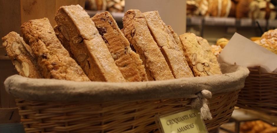croquants aux amandes - préparation du pain - Le pain, Anthony Bosson, L'Essentiel et la fête des pains