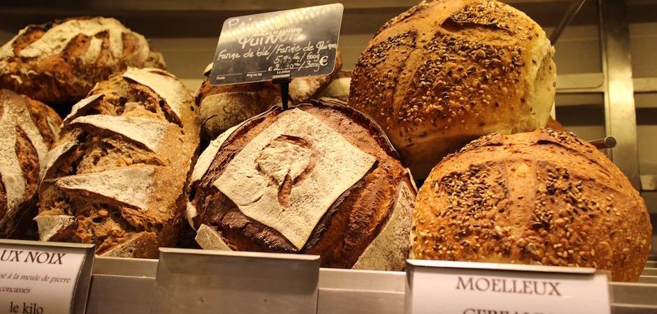 pain à la farine de quinoa merveilleux - préparation du pain - Le pain, Anthony Bosson, L'Essentiel et la fête des pains