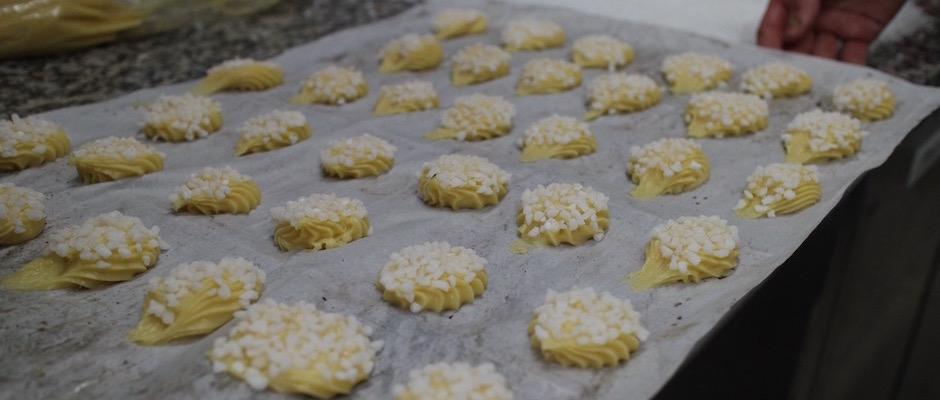 préparation des chouquettes - préparation du pain - Le pain, Anthony Bosson, L'Essentiel et la fête des pains
