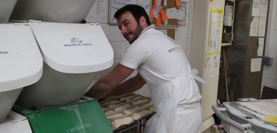 préparation du pain - Le pain, Anthony Bosson, L'Essentiel et la fête des pains