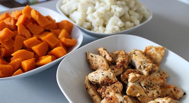 préparer les garnitures - Lasagnes blanches au poulet