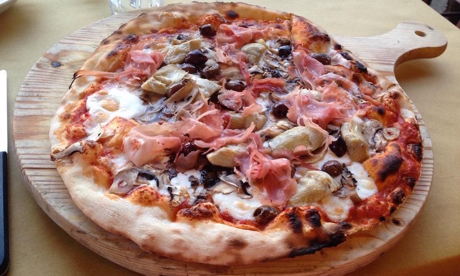 Meilleure pizza - Souvenir culinaire - Mes meilleures expériences