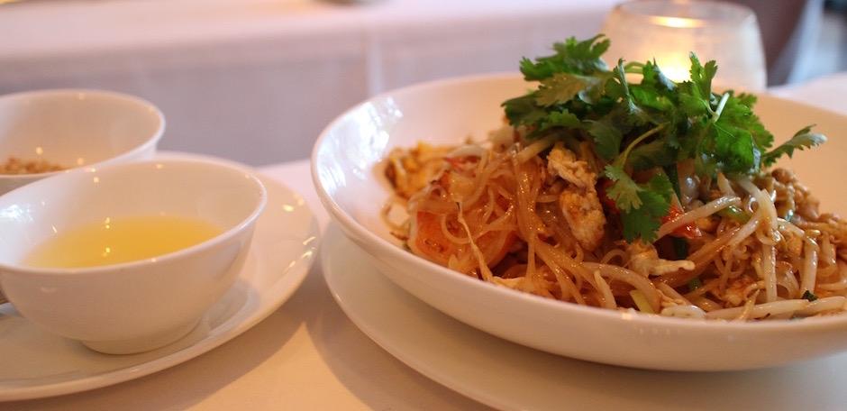Pad Thai chez Thiou - Souvenir culinaire - Mes meilleures expériences