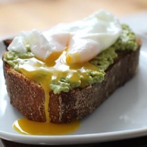 Recette avocado toast parfait