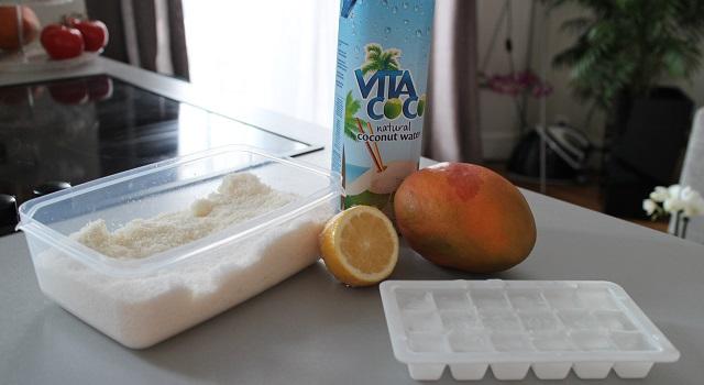 ingrédients Le meilleur Mango Bowl