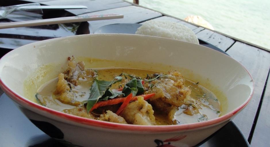 meilleur curry thai de poisson - Souvenir culinaire - Mes meilleures expériences