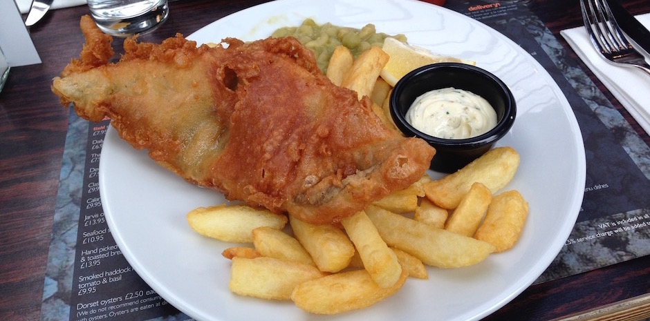 meilleur fish and chips à Londres - Souvenir culinaire - Mes meilleures expériences