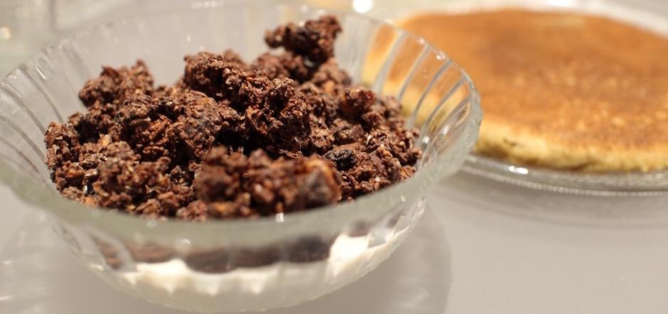 meilleur granola cacao cru - Souvenir culinaire - Mes meilleures expériences