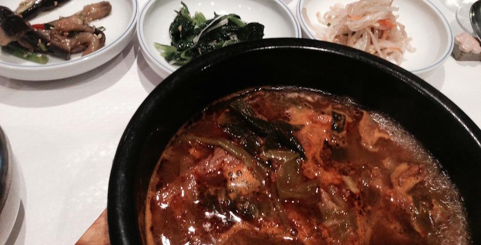 meilleur ragout coréen - Souvenir culinaire - Mes meilleures expériences