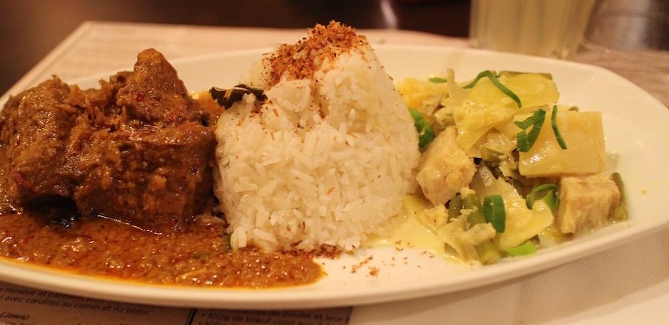meilleur restaurant indonésien - Souvenir culinaire - Mes meilleures expériences