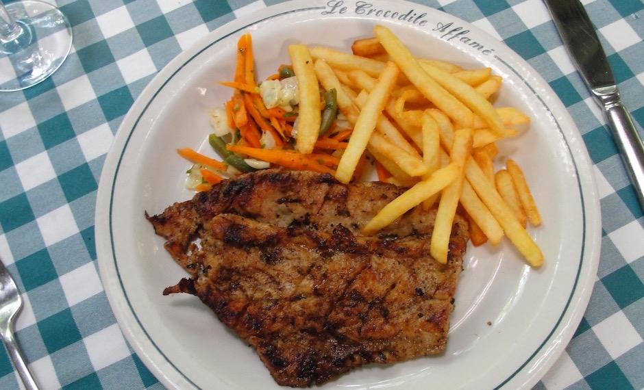 meilleure découverte viande de crocodile - Souvenir culinaire - Mes meilleures expériences