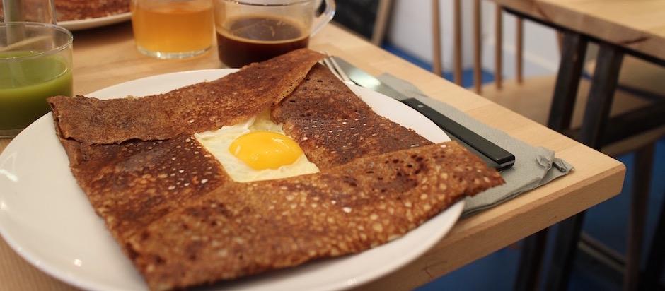 meilleure galette bretonne à paris krugen - Souvenir culinaire - Mes meilleures expériences