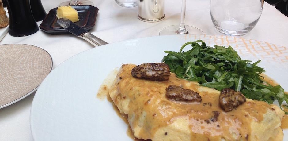 meilleure omelette aux morilles - Souvenir culinaire - Mes meilleures expériences