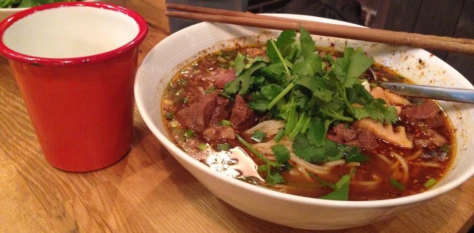 meilleure soupe chinoise pimentée - Souvenir culinaire - Mes meilleures expériences