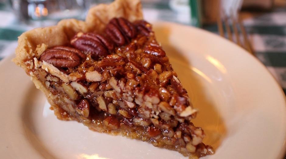 meilleure tarte aux noix de pecan - Souvenir culinaire - Mes meilleures expériences