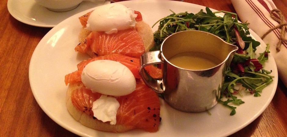 meilleurs eggs benedict - Souvenir culinaire - Mes meilleures expériences