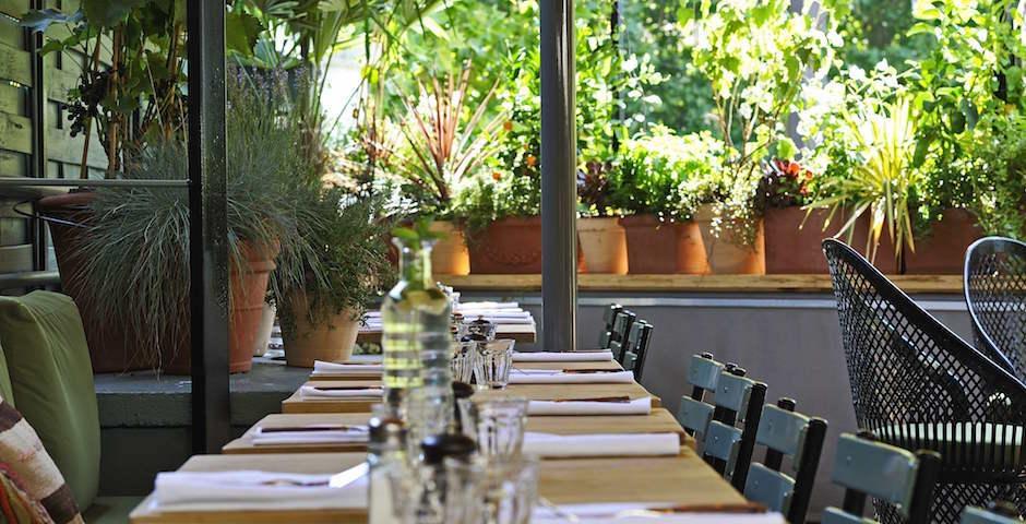 Roftop - Restaurant Auteuil Brasserie mon QG de l'été