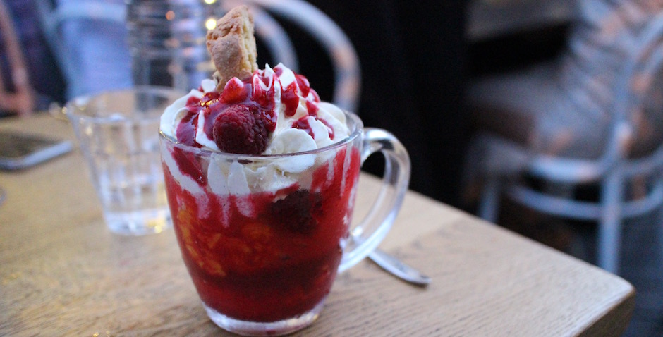 coupe mandorla - Restaurant Auteuil Brasserie mon QG de l'été