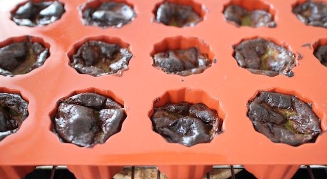 cuisson - Cannelés Pistache