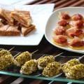 idée recette Apéritif italien autour du jambon de Parme