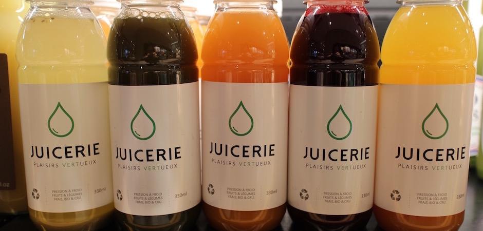 jus plaisir la juicerie - Découverte la nouvelle grande épicerie de Paris